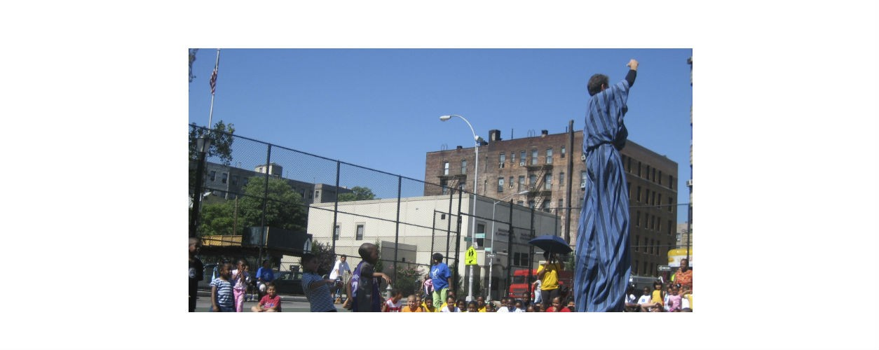 Motion 360 in the Bronx